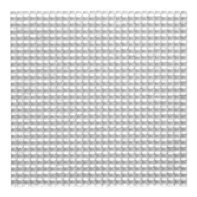 Atlantis Anemone 11-3/4 in. x 11-3/4 in. x 6.35 mm Glass Mesh-Mounted Mosaic Floor and Wall Tile (10 sq. ft. / case)