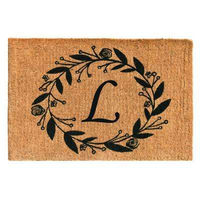 nuloom home estate mats free product welcome mat door x garden monogrammed