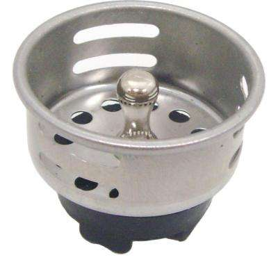 1-1/2 in. Basket Strainer with Post