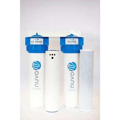 Complete Salt-Free Water Softener System 50,000 Gal.