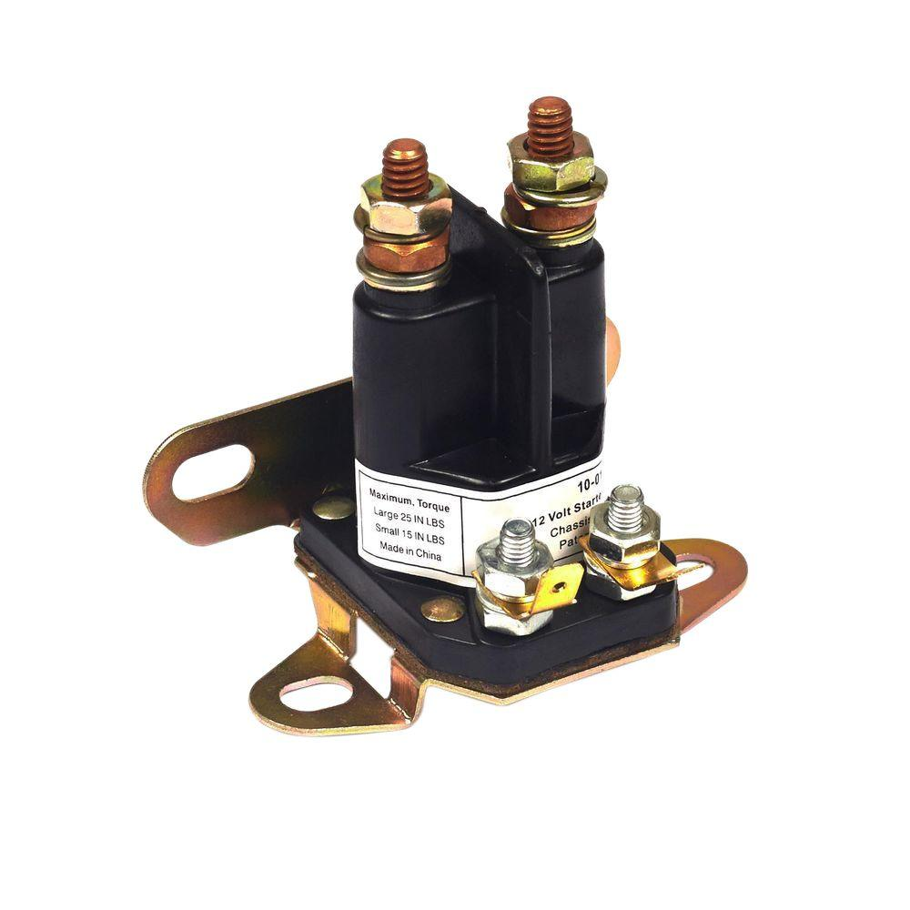 3 Pole Solenoid Wiring Diagram Lawn Tractor | Wiring ...  Pole Solenoid Wiring Diagram Ignition Switch on 3 pole relay diagram, 3 phase motor wiring diagrams, 3 pole starter solenoid, contactors and relays diagrams, 3 pole switch wiring diagrams,
