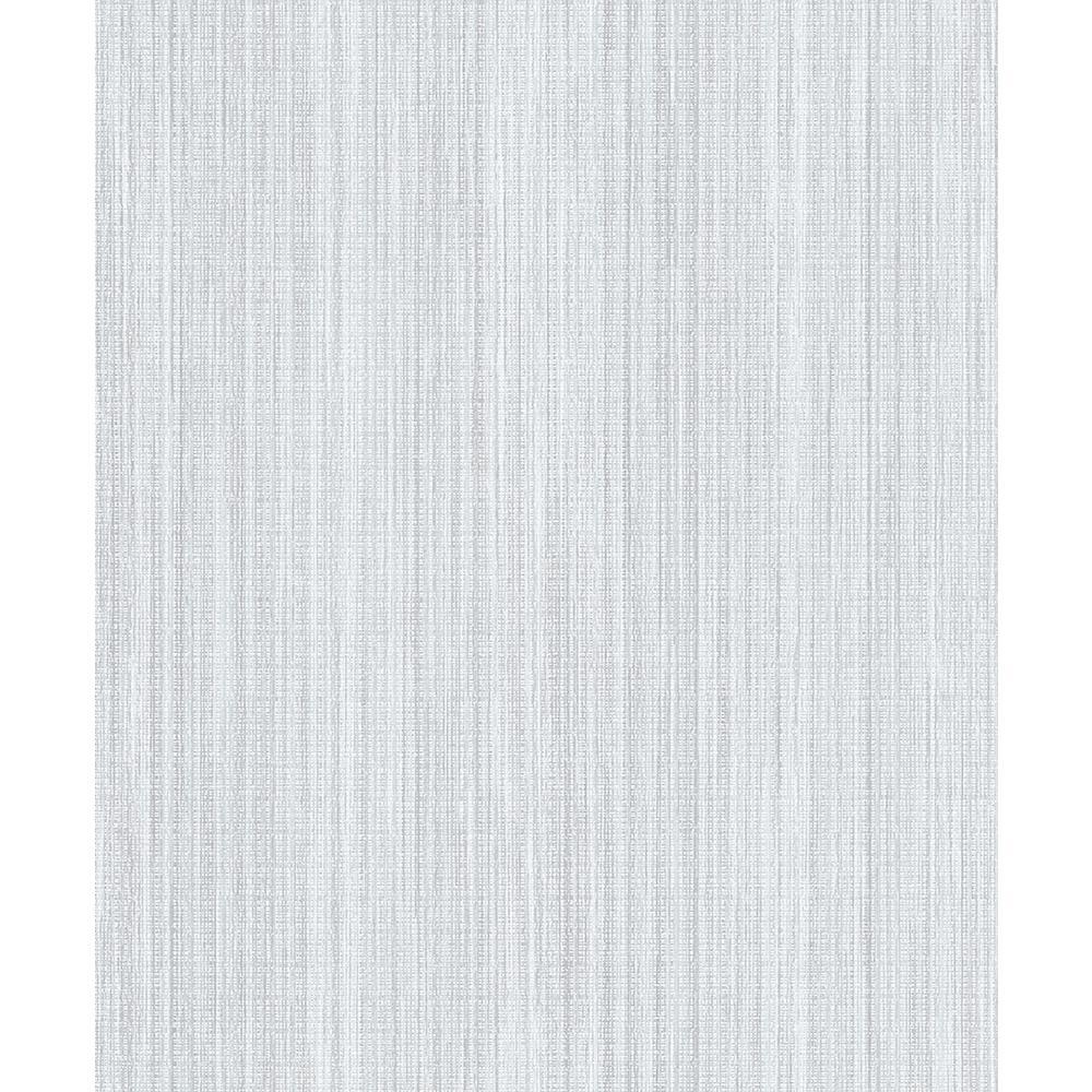 Advantage 8 in. x 10 in. Audrey Light Blue Texture Wallpaper