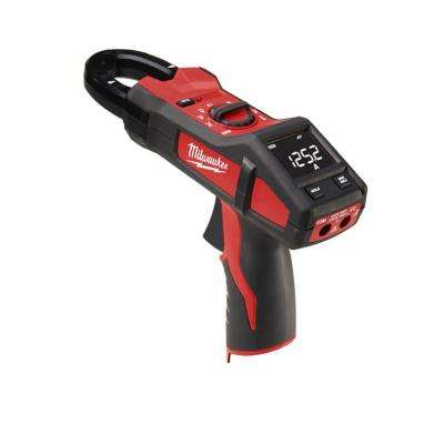 M12 12-Volt Lithium-Ion Cordless ClAmp Gun for HVAC/R (Tool Only)