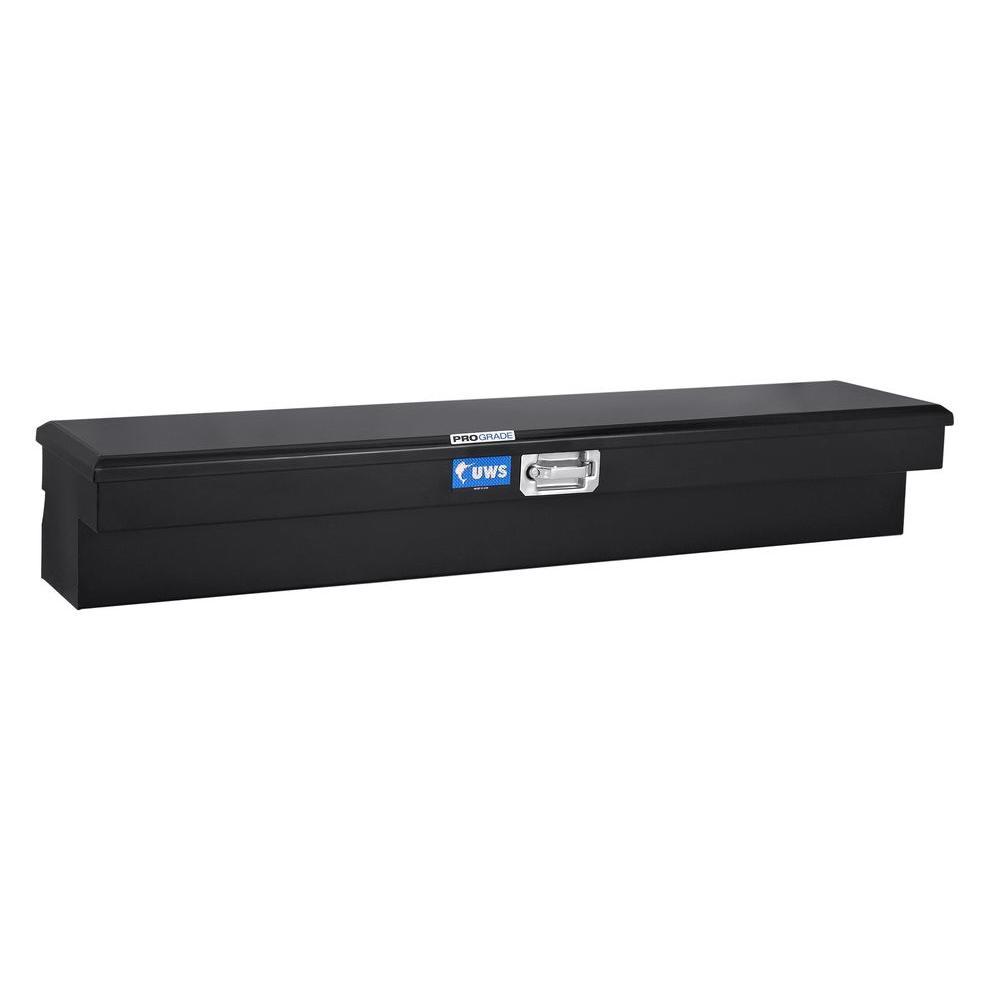 UWS 48 in. ProGrade Steel Side Mount Black Tool Box