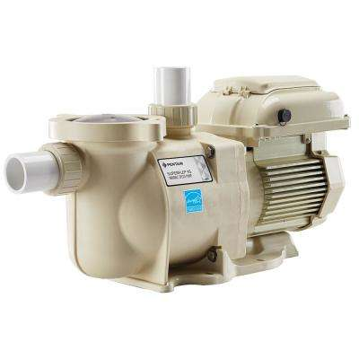 SuperFlo 1-1/2 HP VS Variable Speed Pool Pump