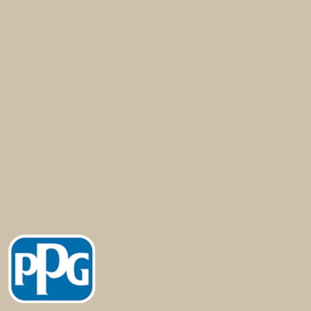 PPG TIMELESS 8 oz. #HDPPGWN28 Natural Linen Eggshell Interior/Exterior Paint Sample