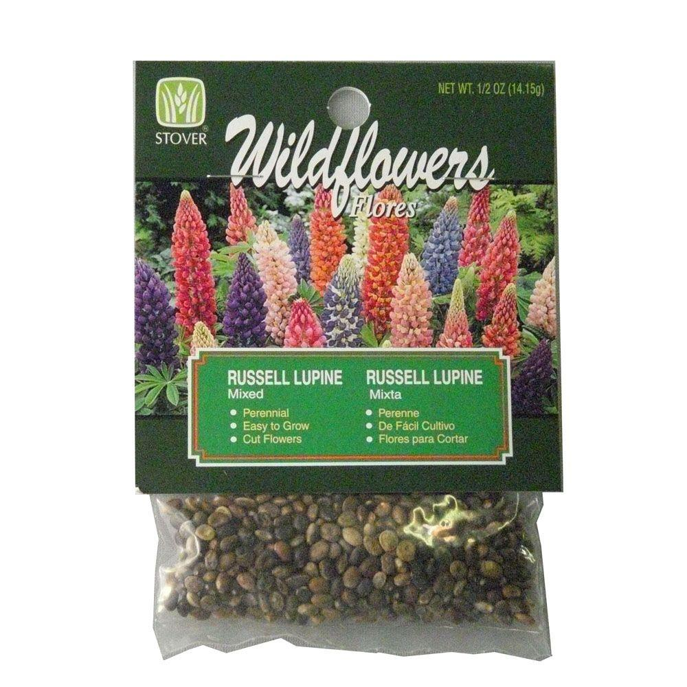 Russell Lupine Mixed Seed 80015 6 The Home Depot