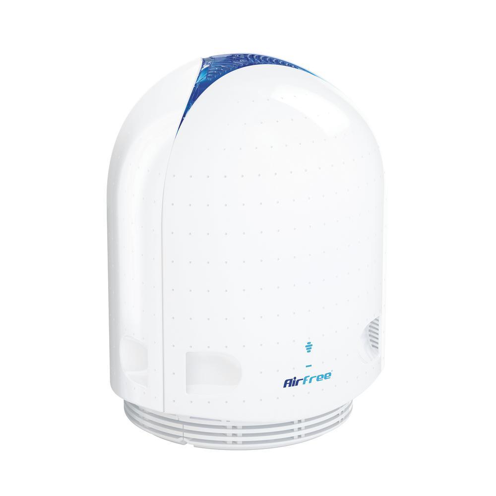 Filterless 100% Silent Mold Destroying Air Purifier