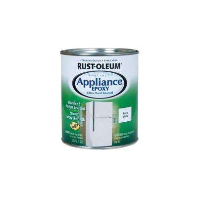 1 qt. White Gloss Appliance Paint (Case of 2)