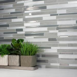 Kitchen Wall Tiles At Home Depot Self Stick In Store