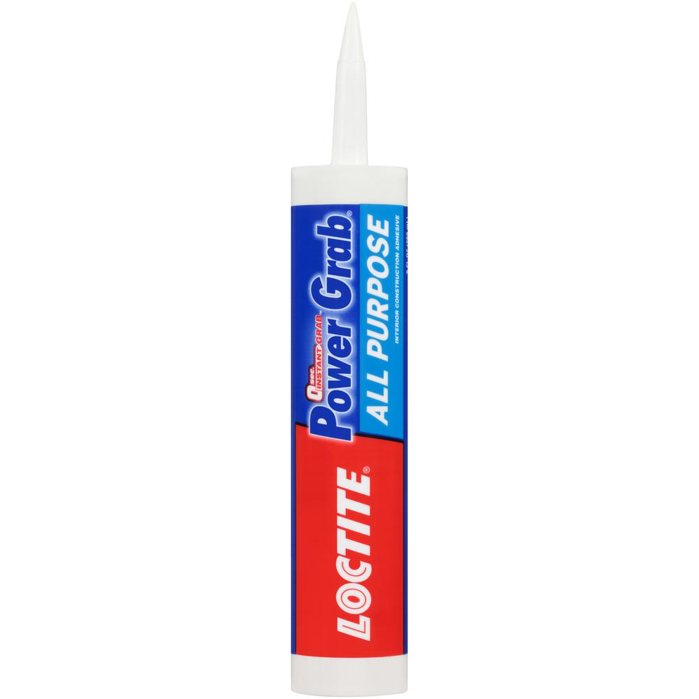 Loctite Power Grab Express 9 fl. oz. All Purpose Construction Adhesive