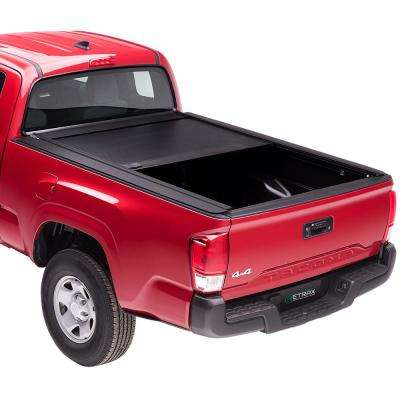 "ONE MX Tonneau Cover - 07-19 Toyota Tundra CrewMax 5'6"" Bed w/ Deck Rail System w/out Stake Pockets"
