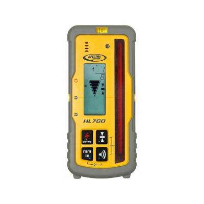 Laser Level Receiver with Digital Readout