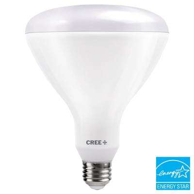 120W Equivalent Soft White (2700K) BR40 Dimmable Exceptional Light Quality LED Light Bulb