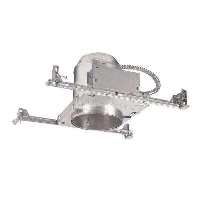 H550 5 in. Aluminum LED Recessed Lighting Housing for New Construction Ceiling, T24, Insulation Contact, Air-Tite