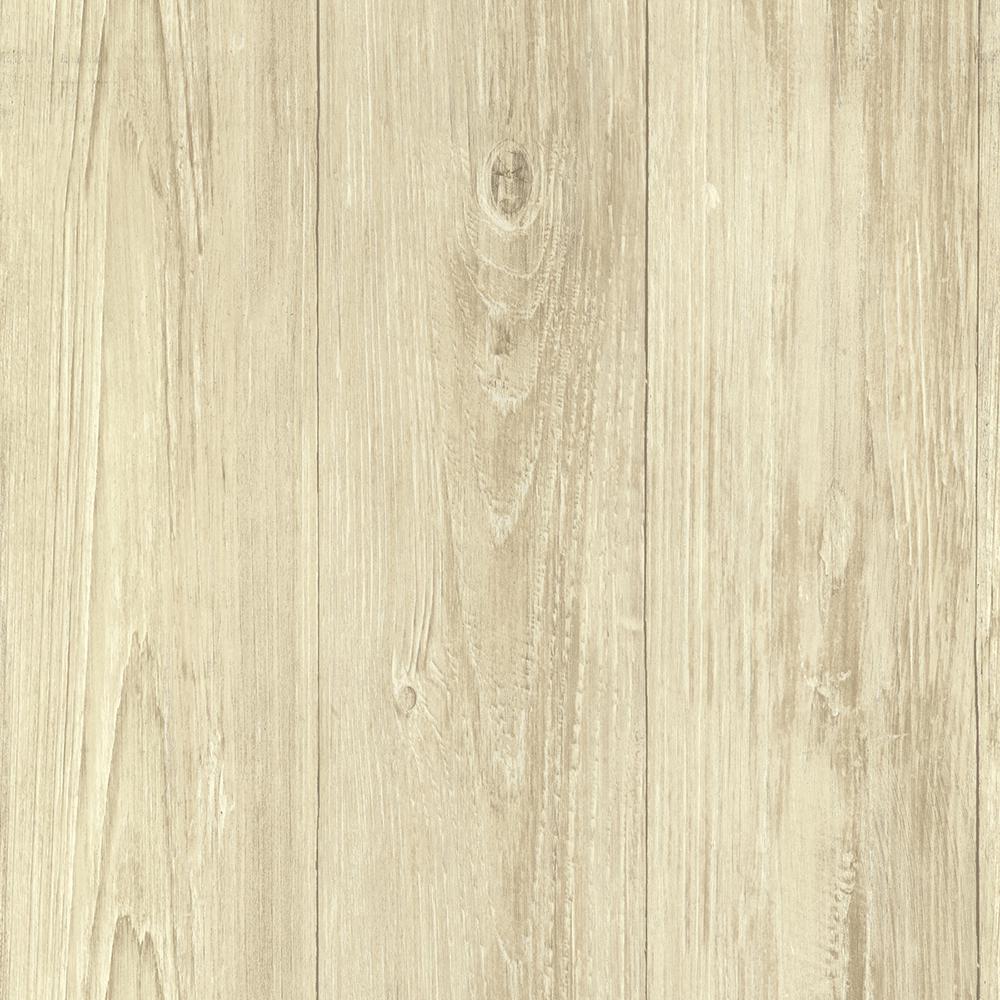 Chesapeake Mapleton Birch Faux Wood Texture Wallpaper