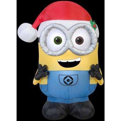Minions - Christmas Inflatables - Outdoor Christmas Decorations ...