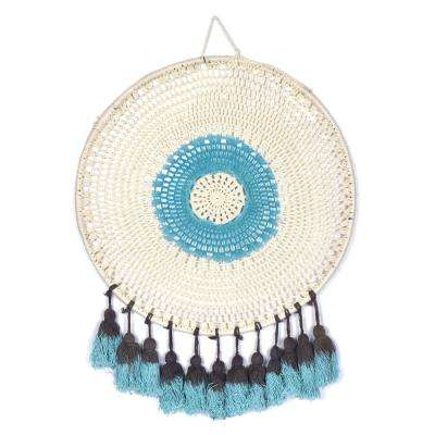 Tribo Turquoise Dream Catcher Wall Hanging