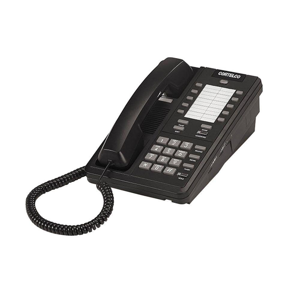 Patriot Corded Telephone - Black