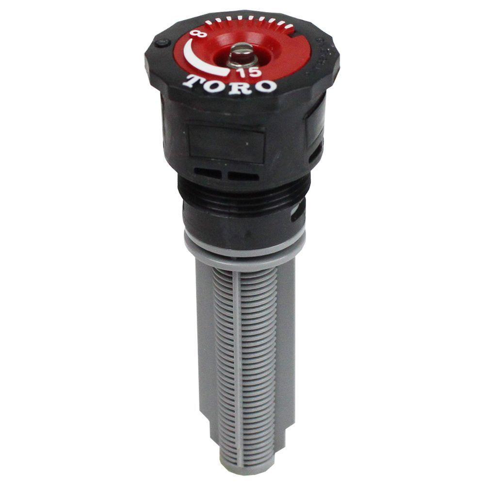 H2FLO Precision Series 8 ft. to 15 ft. Half Male Nozzle