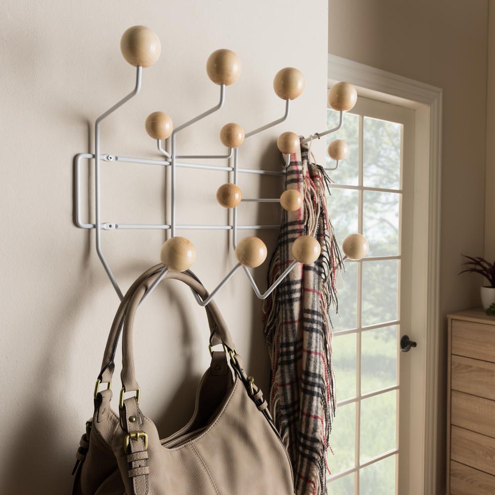 Penny Light Brown Coat Hanger