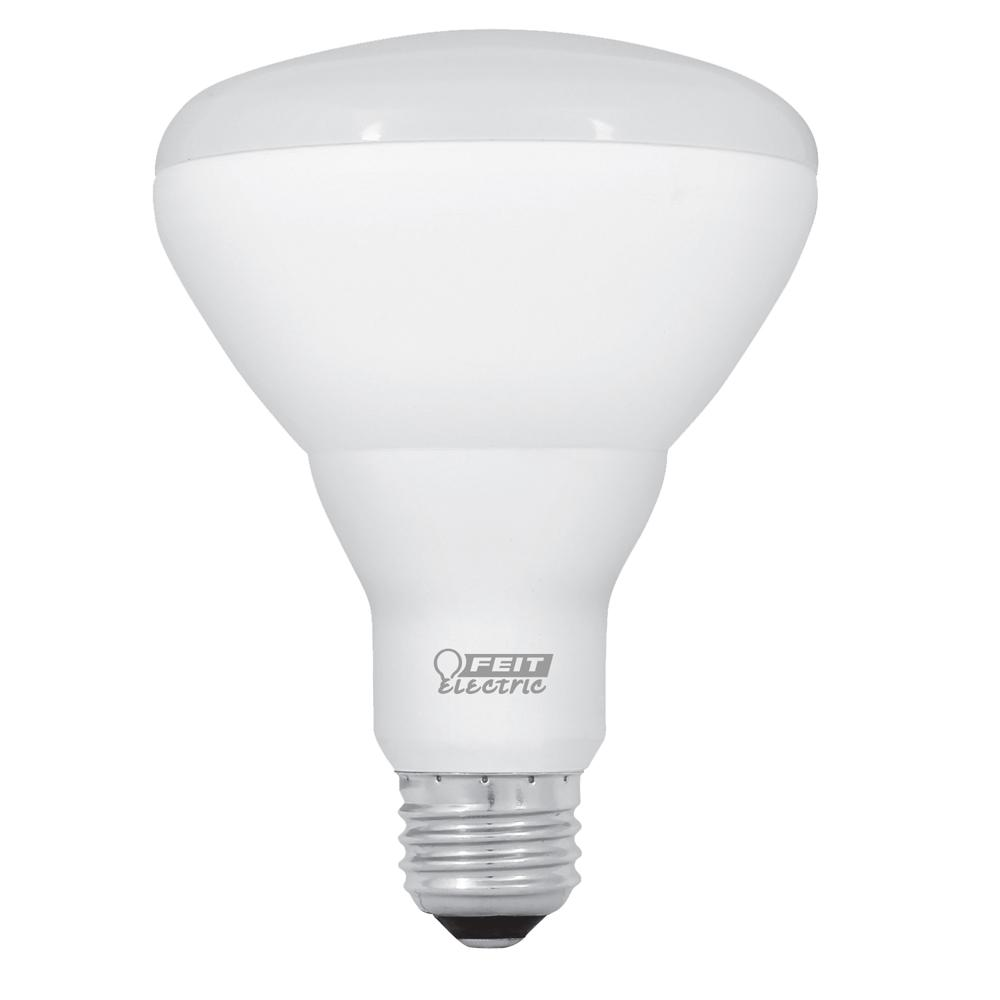 65W Equivalent Soft White (2700K) BR30 Dimmable CEC Title 24 Compliant