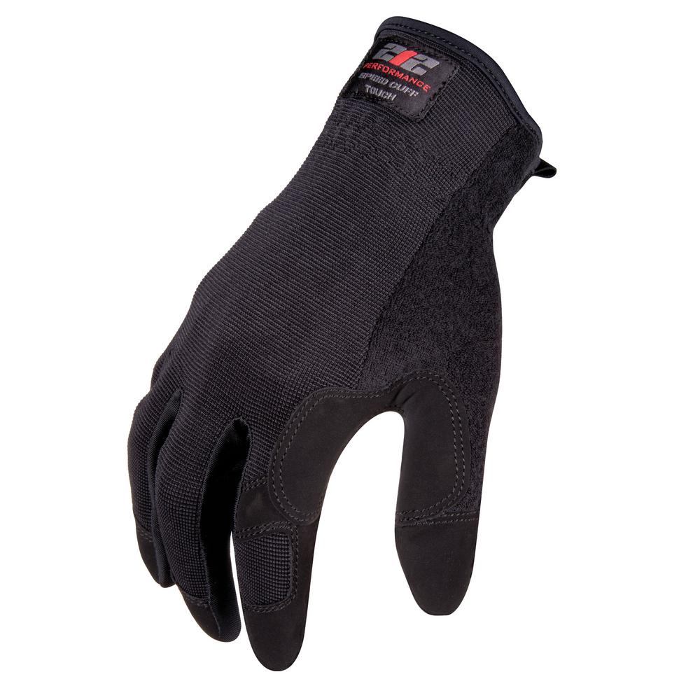 Klein Tools Large Journeyman Extreme Work Gloves-40218 - The Home Depot