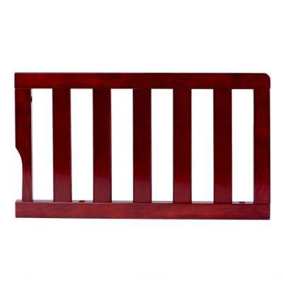 Universal Cherry Toddler Rail