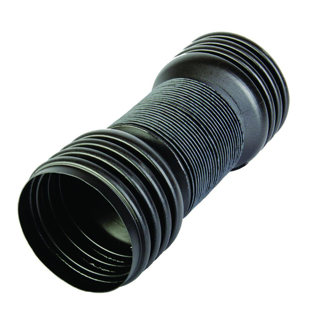 4 in. x 24 in. Polypropylene Solid Connector/Repair Drain Pipe