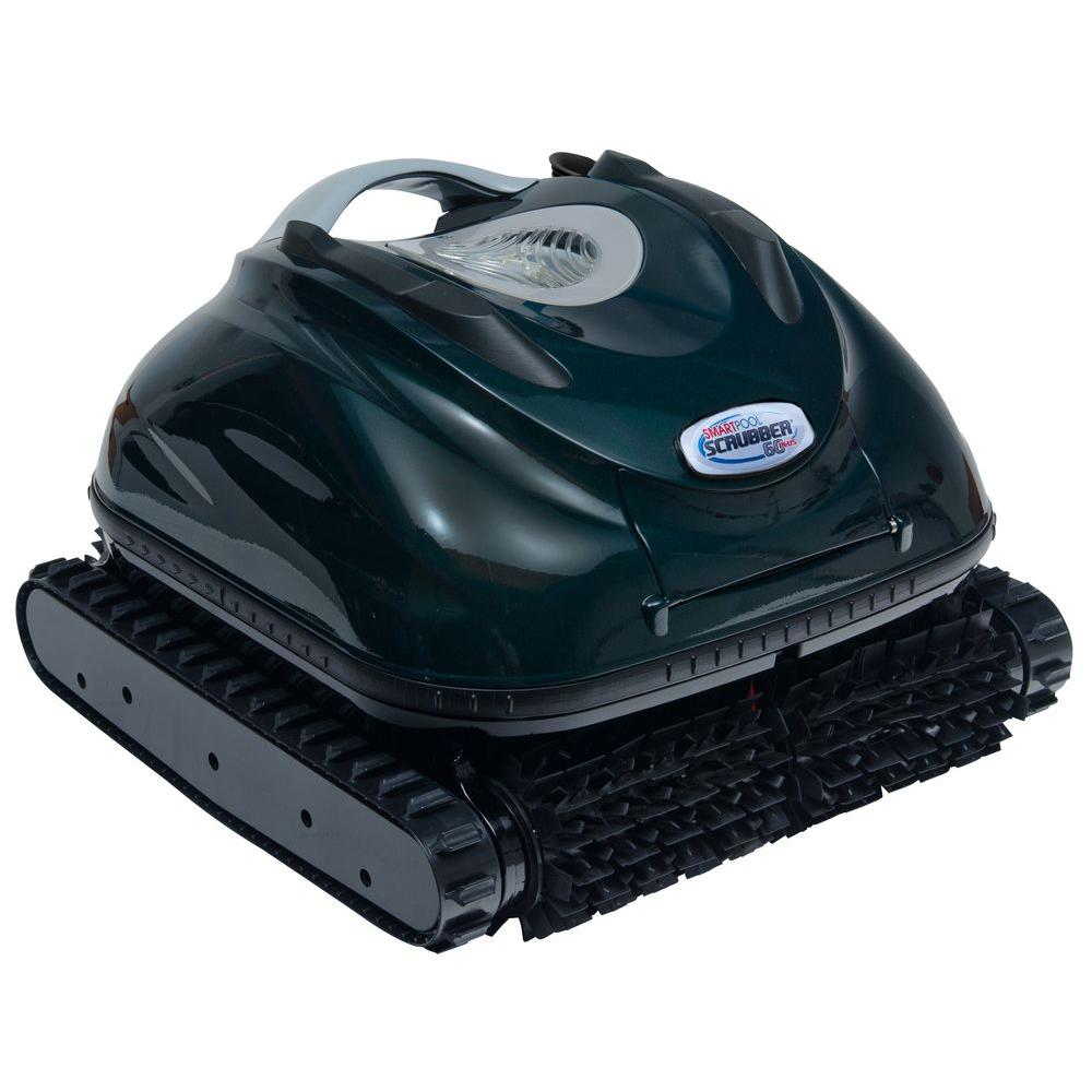 Scrubber 60 Plus Robotic Pool Cleaner Nc74 The Home Depot