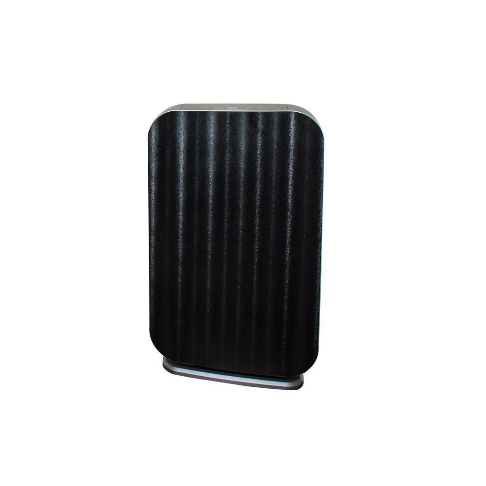 Customizable Air Purifier with HEPA-Silver Filter to Remove Allergies Mold and