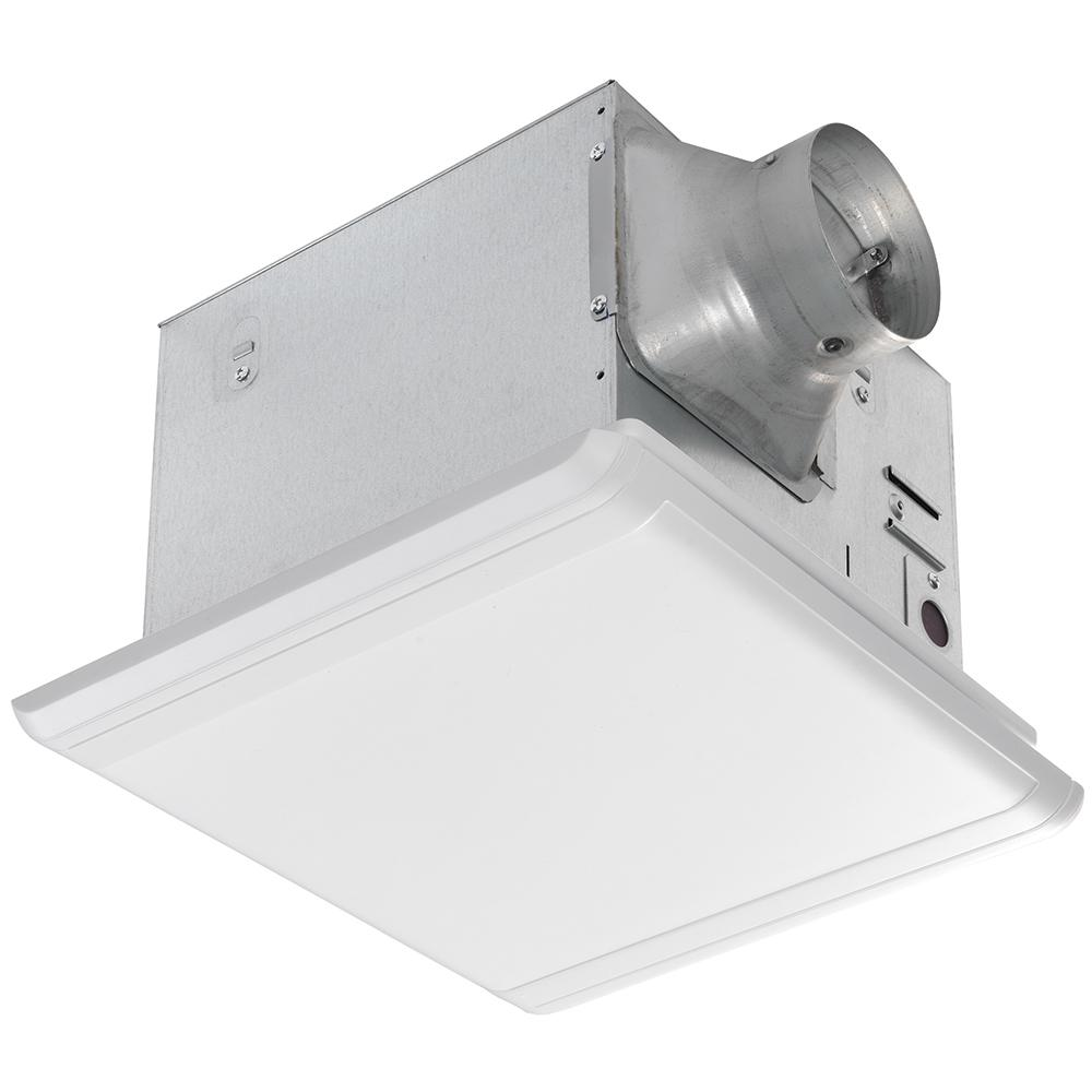 Hampton Bay 110 Cfm Ceiling Bathroom Exhaust Fan 7107 03