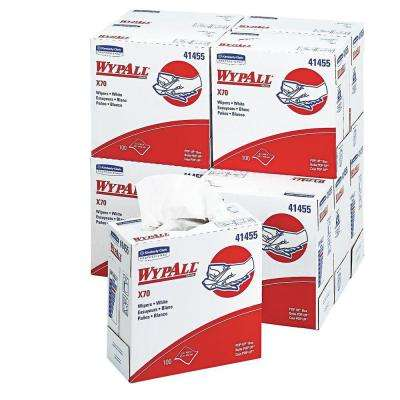 X70 White Pop-Up Wipers (10-Box)