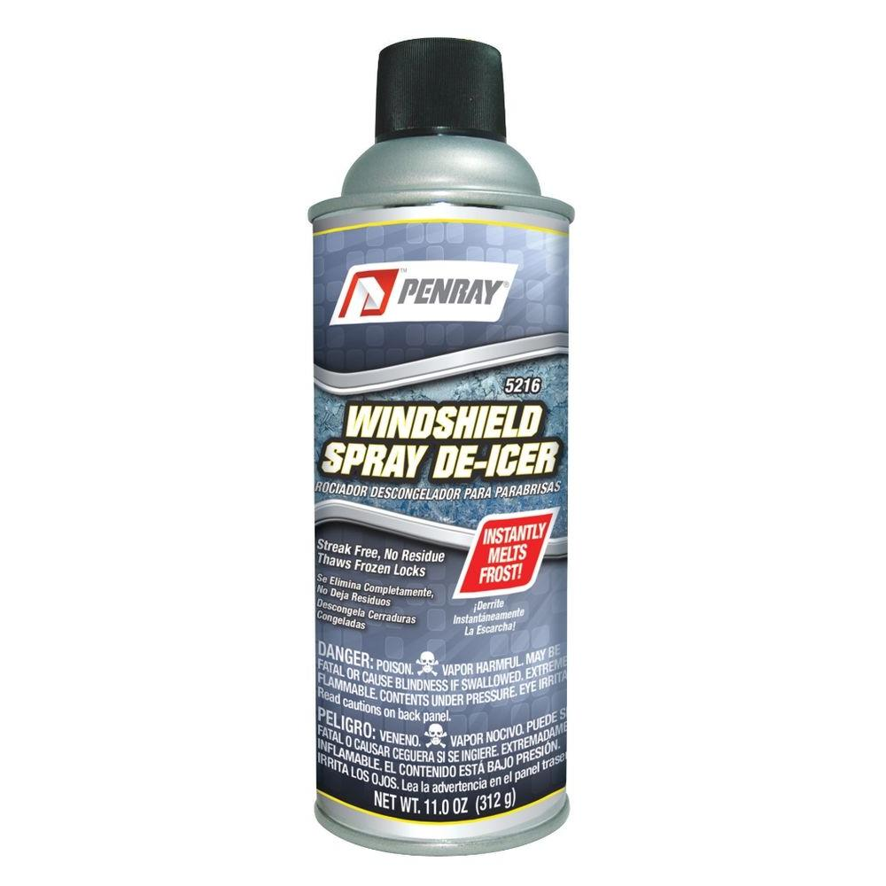 12.3 oz. Aerosol Windshield Spray De-Icer