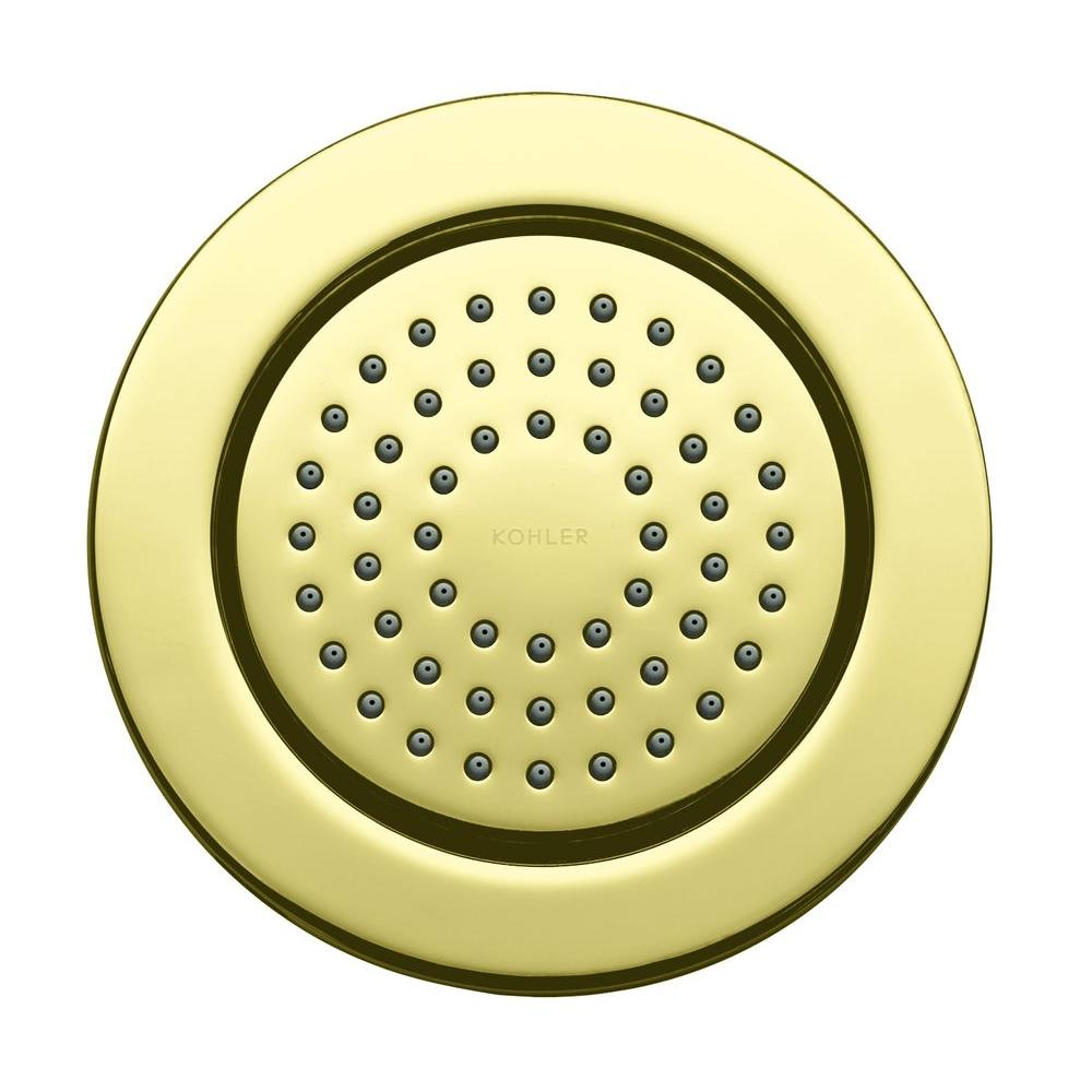 KOHLER WaterTile Body Sprayer in Vibrant French Gold