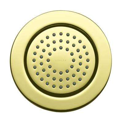 WaterTile Body Sprayer in Vibrant French Gold