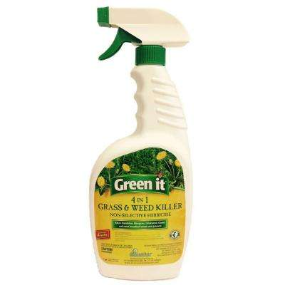 32 oz. Ready-to-Use Grass and Weed Killer