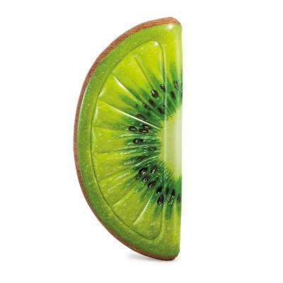 Kiwi Slice Mattress Pool Float