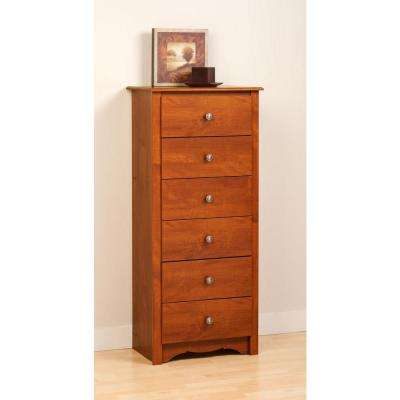 Monterey 6-Drawer Cherry Chest