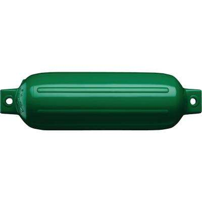 6.5 in. x 22 in. Twin Eye Fender, Forest Green