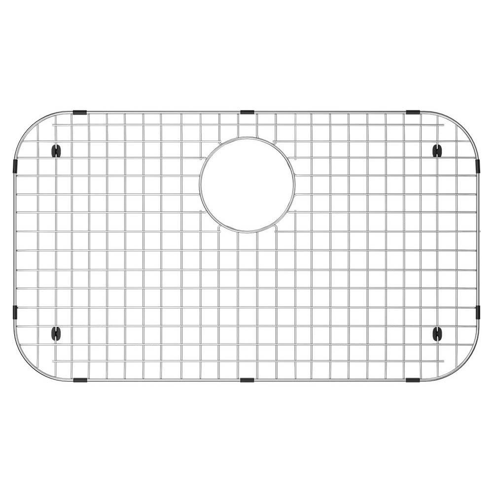 25 in. x 14 in. Sink Bottom Grid for Select Blanco Stellar Sinks in Stainless Steel