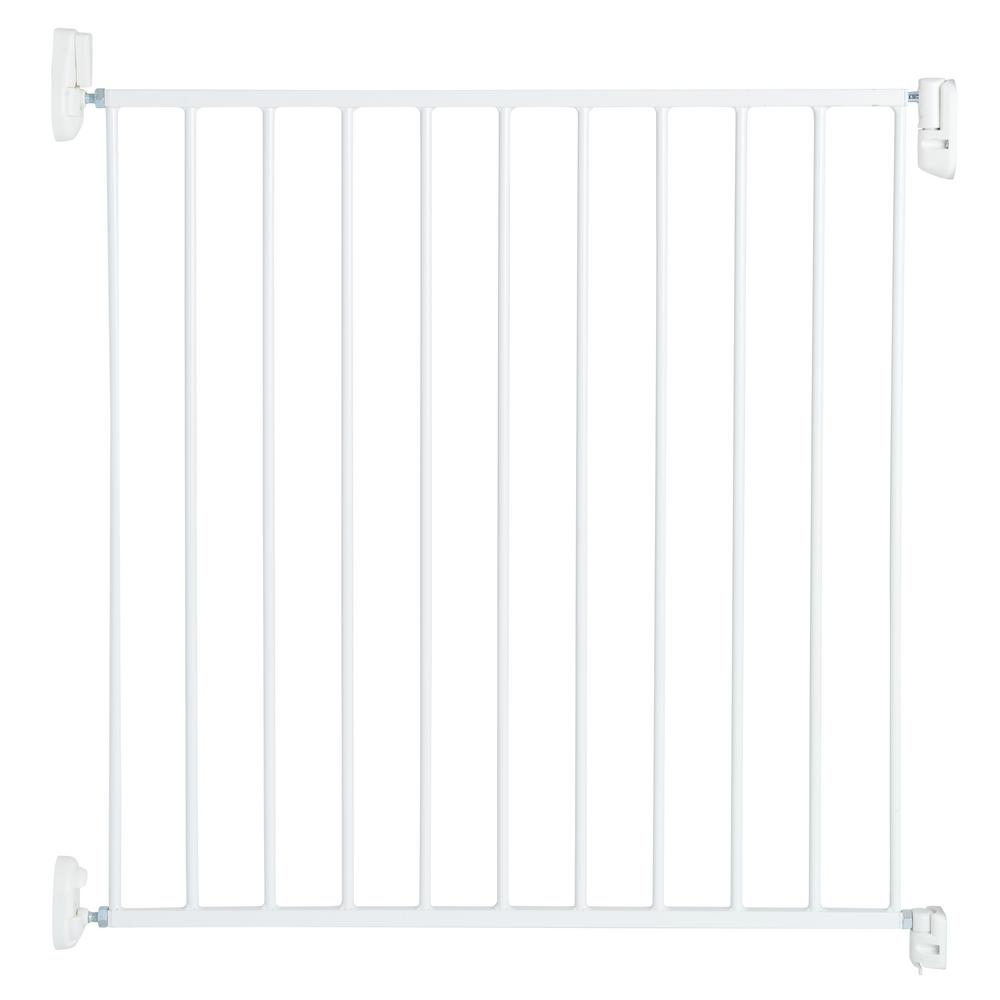 Munchkin 28 5 In Sure Shut Push To Close Metal Baby Gate 34329