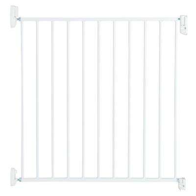 28.5 in. Sure Shut Push to Close Metal Baby Gate