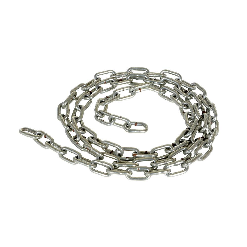 72 in. Galvanized Proof Coil Chain