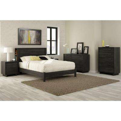 Fynn Full Platform Bed