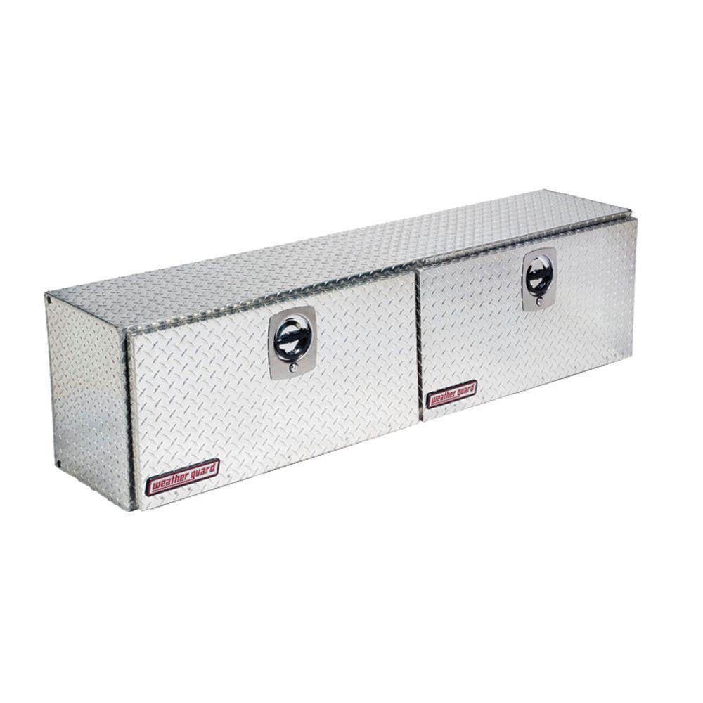 Hi-Side Aluminum Truck Box