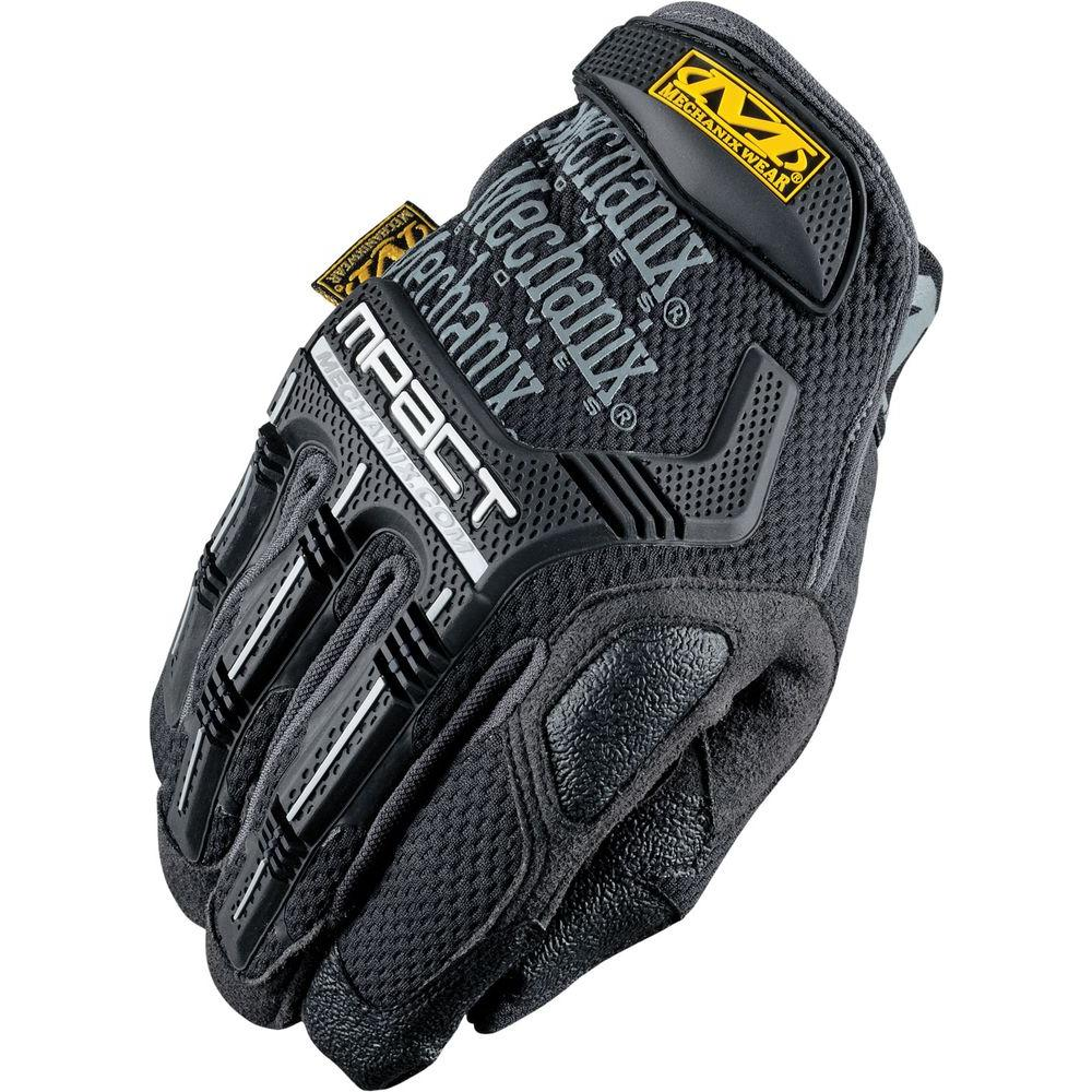 null X-Large M-Pact Glove in Black/Gray