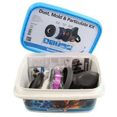 Dust, Mold & Particulate Kit (TPE Mask) S/M