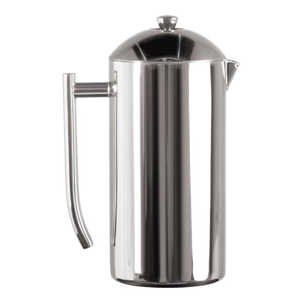 Frieling 10-Cup Mirror Finish Stainless Steel French Press 0130