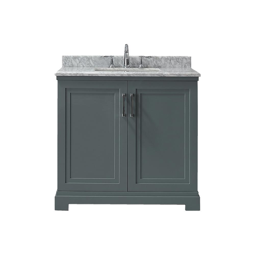 Lynn 36 in. x 22 in. D Vanity in School House